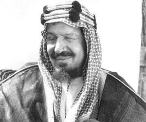 الملك عبدالعزيـز آل سعود