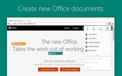 office online for chrome