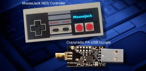 mousejack crazyradio 2