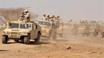 القوات السعودية تنصب كميناً للمليشيات وتقتل العشرات منهم أثناء محاولتهم الهجوم على حدود المملكة