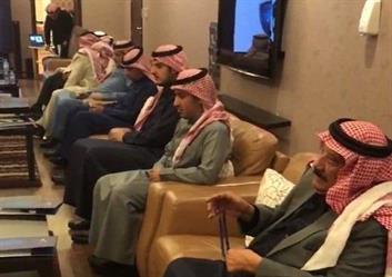 اجتماع شرفي الهلال