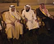 بالصور.. أمراء ودبلوماسيون ورجال أعمال في عزاء ابني الراجحي