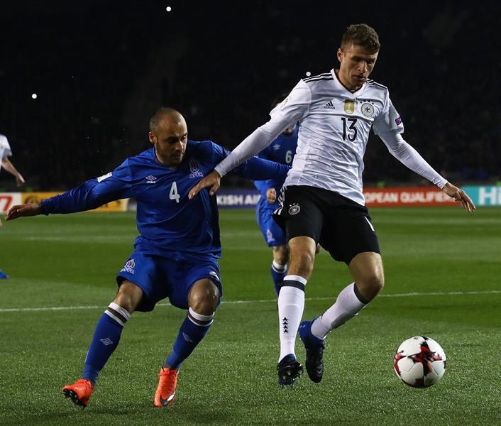تصفيات أوروبا. ألمانيا تقسو على أذربيجان برباعية — اخبار الكورة