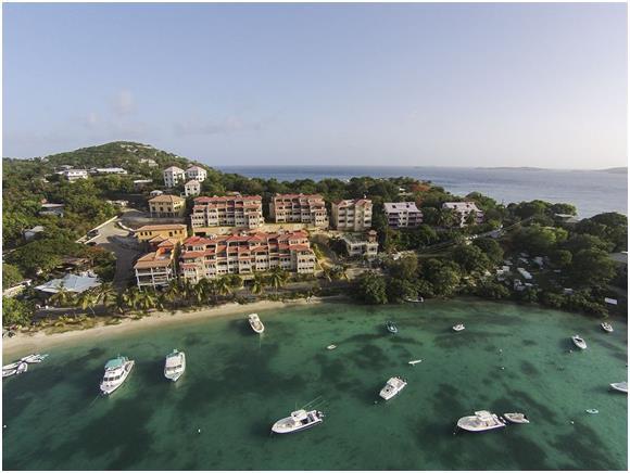 """وجاءت مدينة """"سانت جون"""" في جزر """"فيرجين"""" الأمريكية، بالمركز الثاني في قائمة الوجهات السياحية الأغلى على مستوى العالم، إذ قد تصل"""