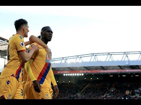 ليفربول ( 1 - 2 ) كريستال بالاس الدوري الانجليزي الممتاز