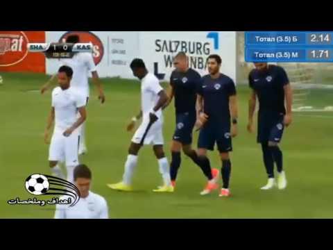 الشباب (3 - 1)  قاسم باشا التركي مباراة ودية