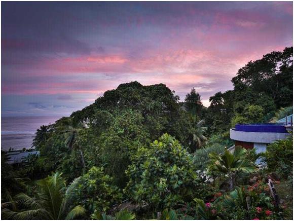 """وأخيرا، جاءت جزيرة """"ماهي"""" التابعة لجزر """"سيشيل"""" ضمن قائمة الوجهات السياحية الأغلى في العالم، حيث يبلغ متوسط سعر الليلة الواحد ف"""