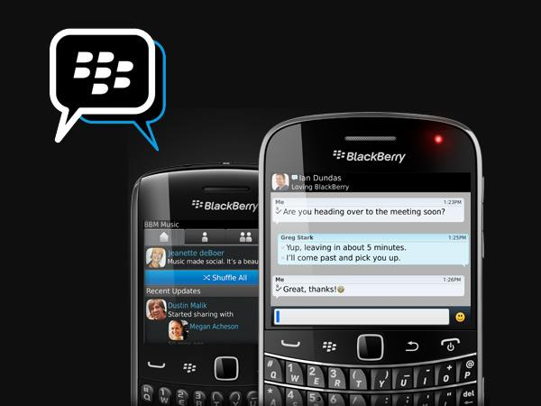 Rencontres blackberry messenger
