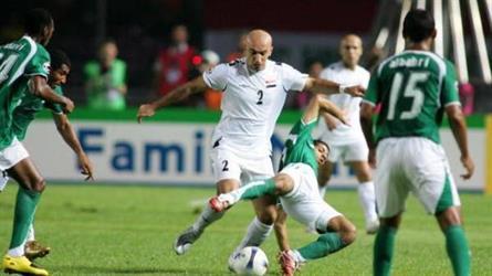 العراق يتفوق على الأخضر في الملاعب السعودية