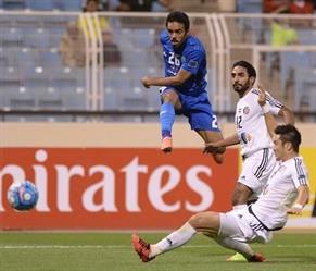 «الزقعان» يقود الفتح للانتصار على الجزيرة الإماراتي بثلاثية في أبطال آسيا