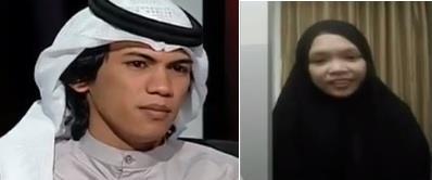 قصة مؤثرة لسعودي يبحث عن أمه الفلبينية وأخته.. فيعثر على الأولى متوفاة والثانية تعاني الفقر (فيديو)