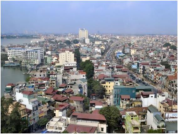 العاصمة الفيتنامية– هانوي، وتبلغ تكلفة الفرد في المتوسط خلال يوم: 89,25 دولار.