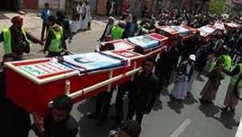 """اليمن: مقتل 9 """"حوثيين"""" في تفجيرين نفذتهما القاعدة بمعسكر لهم بالحديدة"""