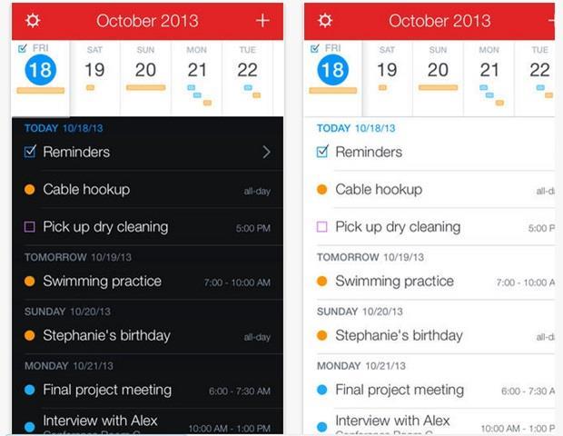 تطبيق Fantastical، هو تطبيق تقويم يمٌكن المستخدمين من إضافة المواعيد والأحداث بسرعة وسهولة، وعرضها، والبحث خلالها عن طريق واجه