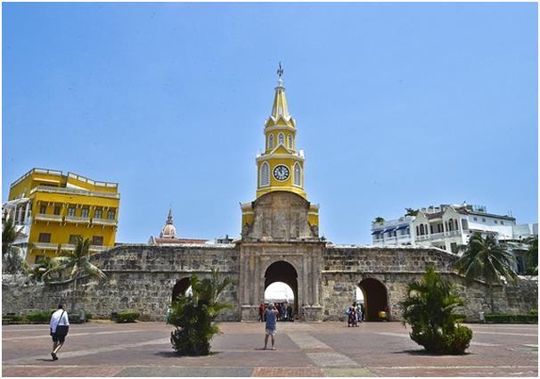 شُيدت مدينة قرطاجية على الساحل الشمالي لمنطقة الكاريبي عام 1533 في البداية كميناء عسكري، لحماية المصالح الإسبانية التجارية في