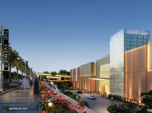 بالصور.. إقامة مجمعات تجارية وترفيهية بشمال الرياض بقيمة 21 مليار ريال