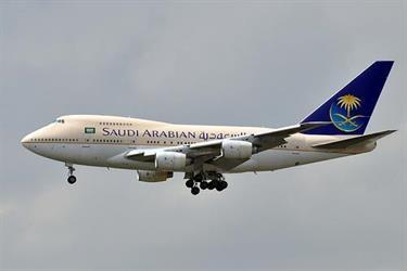 الخطوط السعودية تسجل رقما غير مسبوق في عدد الرحلات المغادرة