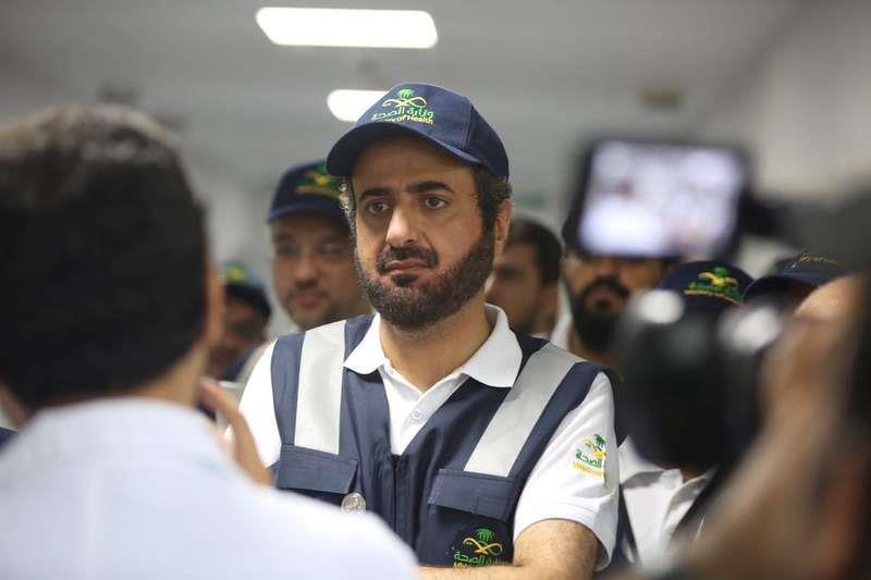 وزير الصحة يزور مدينة الملك عبدالله الطبية بمكة.. ويطمئن على مرضى القلب