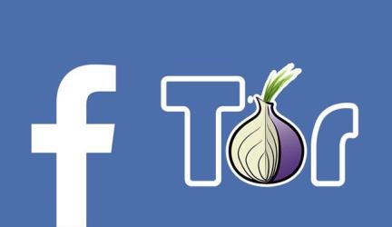 facebook and tor