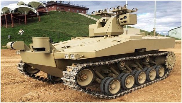 بالصور.. أفضل خمسة روبوتات عسكرية في العالم