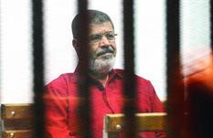 تأجيل محاكمة مرسي في قضية التخابر إلى 2 أغسطس