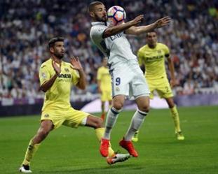 فياريال يوقف انطلاقة ريال مدريد ..وسلتا فيجو يحقق انتصاره الاول
