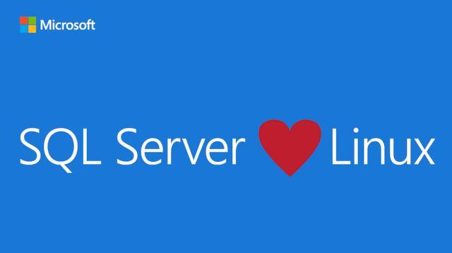 Microsoft SQL for linux