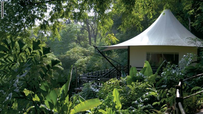 """Four Season Tented Camp"" - تايلاند"