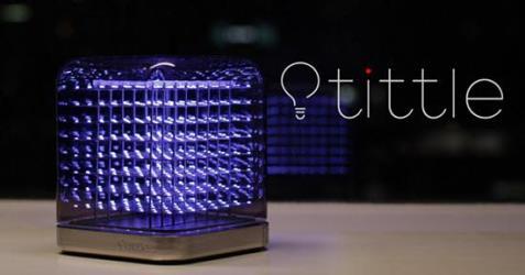 tittle light smart lamp