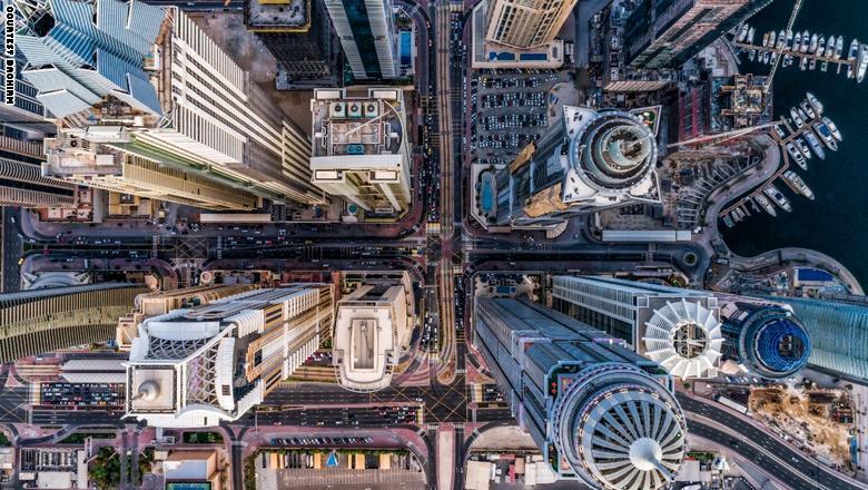أجمل الصور الملتقطة بطائرات آلية (الجزء الثاني)