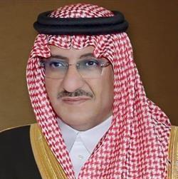 ولي العهد يشكر الرئيس العام لشؤون المسجد الحرام والمسجد النبوي
