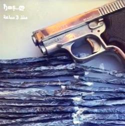 """القبض على مروج مخدرات بتبوك يروج للممنوعات عبر """"سناب شات"""""""