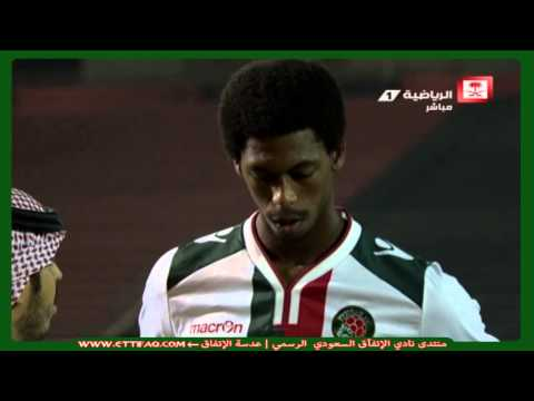 تصريح اللاعب محمد كنو بعد مباراة الاتفاق و الرياض 