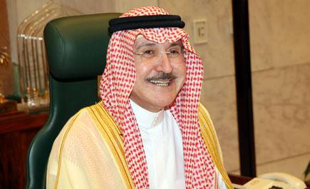 صور للأمير سطام بن عبد العزيز خلال آخر لقاء صحفي له