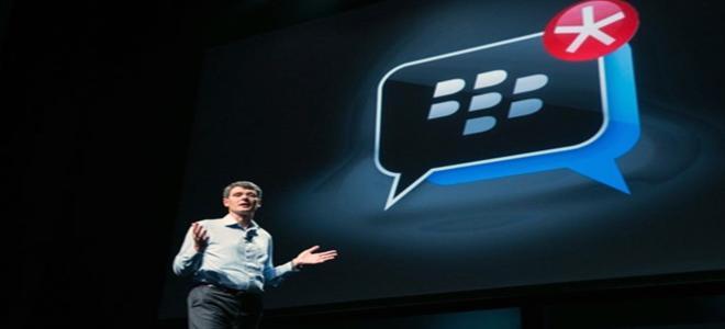 BlackBerry massenger