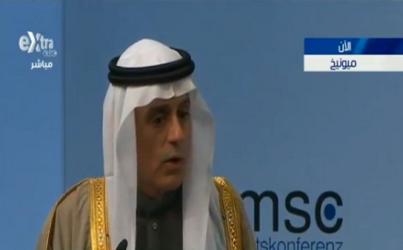 الجبير: ليس لدى السعودية طموح لتجاوز حدودها.. وهدفنا الحالي إزاحة بشار وسنحققه