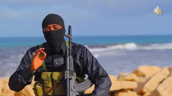 السعودي في تنظيم داعش