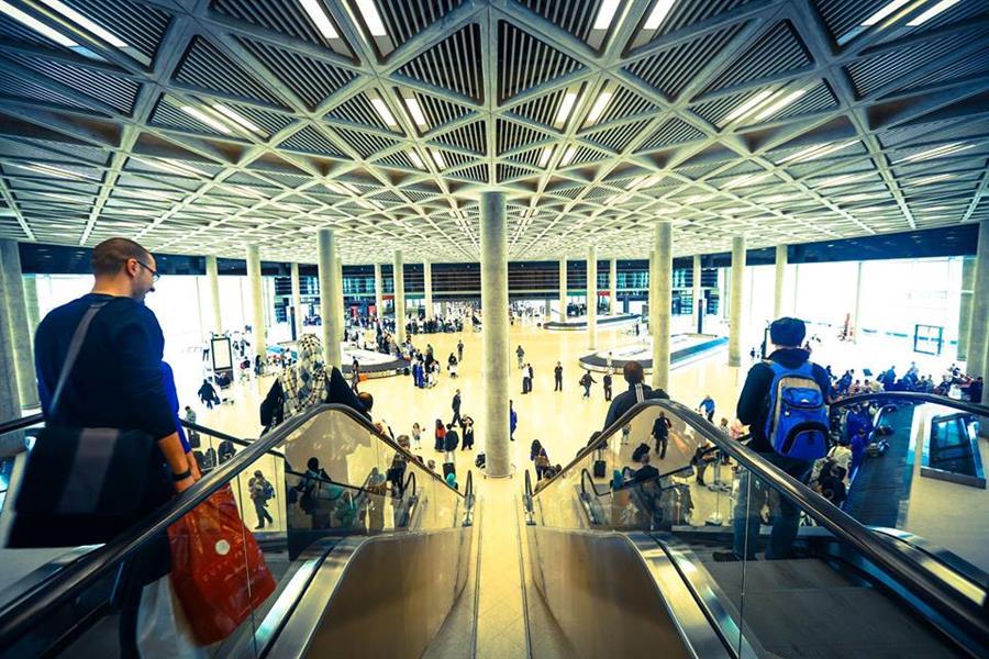 حل مطار الملكة علياء الدولي بالعاصمة الأردنية عمان في المركز الأول.