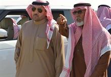 بالصور.. أمير الرياض يتفقد المتنزهات البرية بالمنطقة