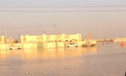 """""""الدفاع المدني"""": إيواء 512 شخصاً وإنقاذ 27 محتجزاً في أمطار الوديعة.. و""""التعليم"""" تعلن استمرار تعليق الدراسة"""
