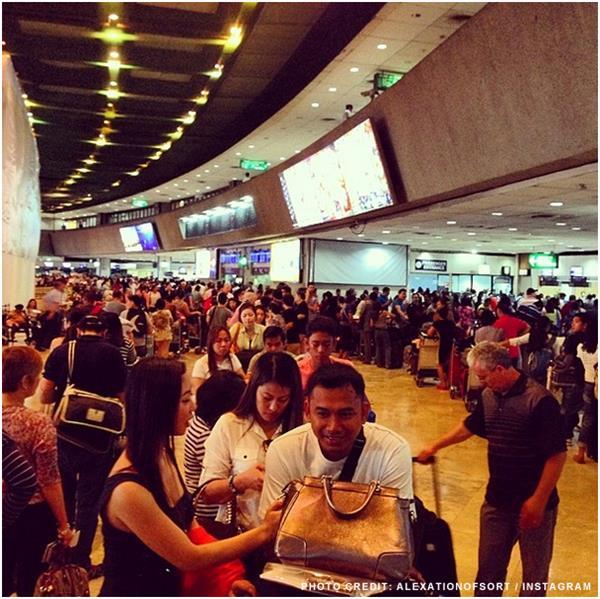 """4- مطار """"نينوي أكوينو الدولي"""" – مانيلا"""