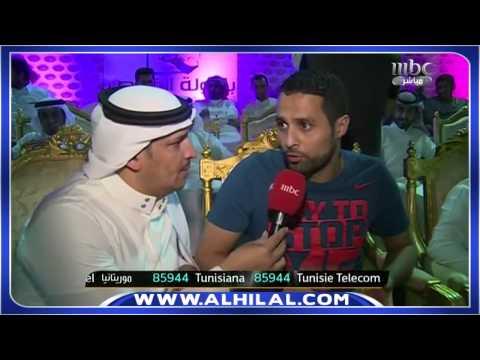 حديث الكابتن ياسر القحطاني عن الهلال وموعد عودته للملاعب