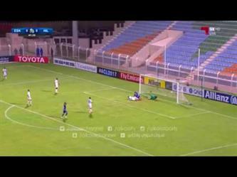 استقلال خوزستان ( 1 - 2 ) الهلال السعودي دوري ابطال اسيا