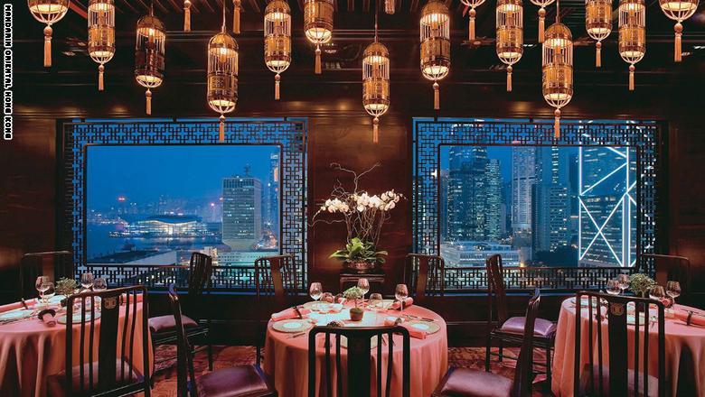"""فندق """"مندرين أورينتال هونغ كونغ"""""""