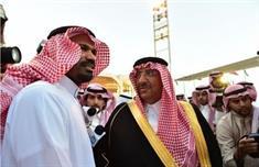 وزير الداخلية في استقبال الخالدي