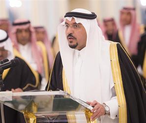 الأمير الدكتور فيصل بن مشعل