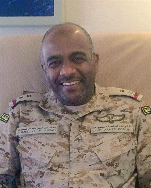 ترقية الناطق باسم قوات التحالف أحمد عسيري إلى رتبة لواء