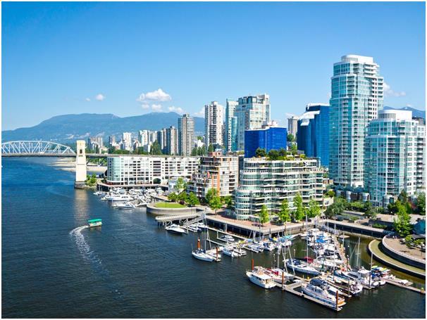 تقع مدينة فانكوفر الكندية جنوبي غرب ولاية كولومبيا البريطانية، تشتهر بكونها مدينة صديقة للبيئة، وبممارساتها وخططها لتصبح أكثر