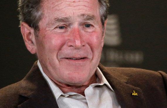جورج بوش: