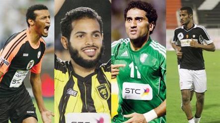 5 لاعبين بين الأهلي والنصر رفعوا البطولة بقمصان أخرى